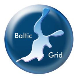 BalticGrid-II Logo